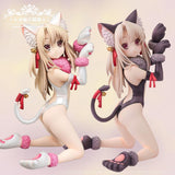Figurine Fate/kaleid liner Fate/stay night Illyasviel von Einzbern Sexy Cat Girls Pvc