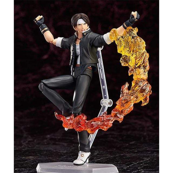 Figurine Figma Game KOF The King Of Fighters Kyo Kusanagi & SP-095 Iori Yagami BJD