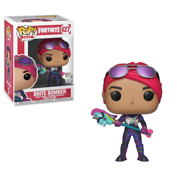 Figurine funko pop fortnite brite bomber fortnight #427