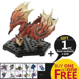 Figurine Monster Hunter World PVC 8-18 cm