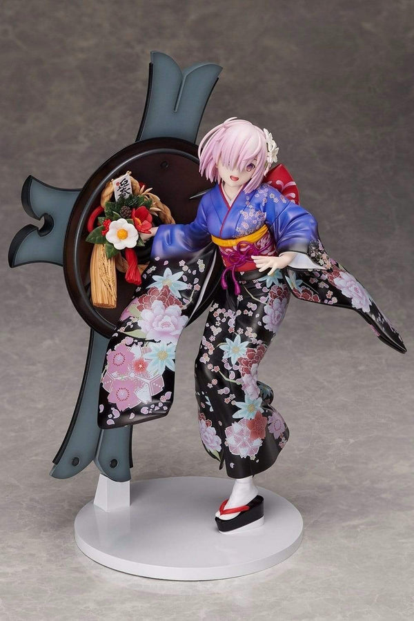 Figurine Saber Fate Grand Order FGO Shielder Mother Mash Kyrielight 25CM