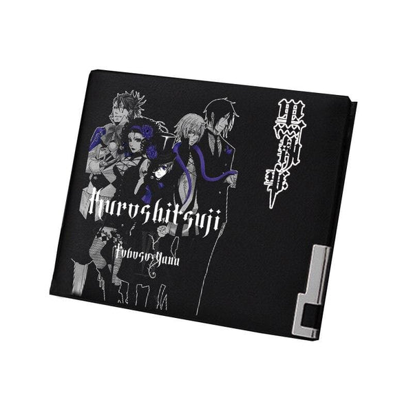 Goodies Black Butler portefeuille