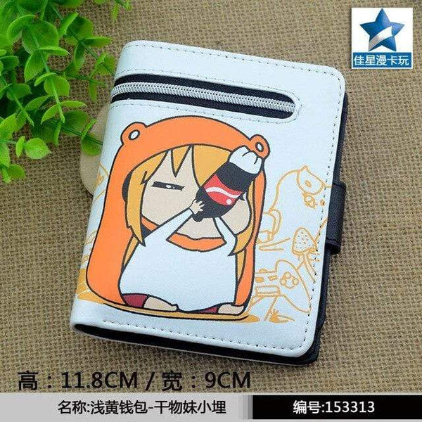 Goodies GINTAMA Doma Umaru portefeuille