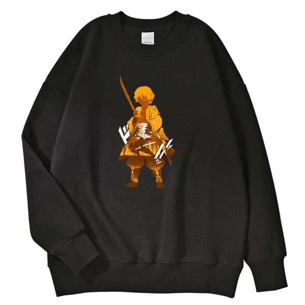 Hoodie Demon Slayer Sweatshirts pull décontracté mode cosplay