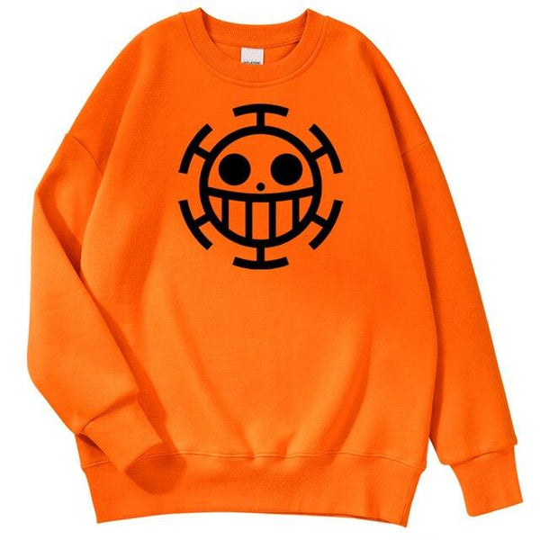 Hoodie One Piece bateau Logo sweat pull mode