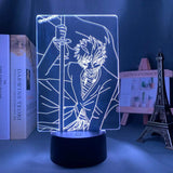 Lampe Bleach lampe led 3D cadeau décor goodies manga