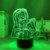 Lampe  Bofuri Lampe led 3D cadeau décor goodies manga