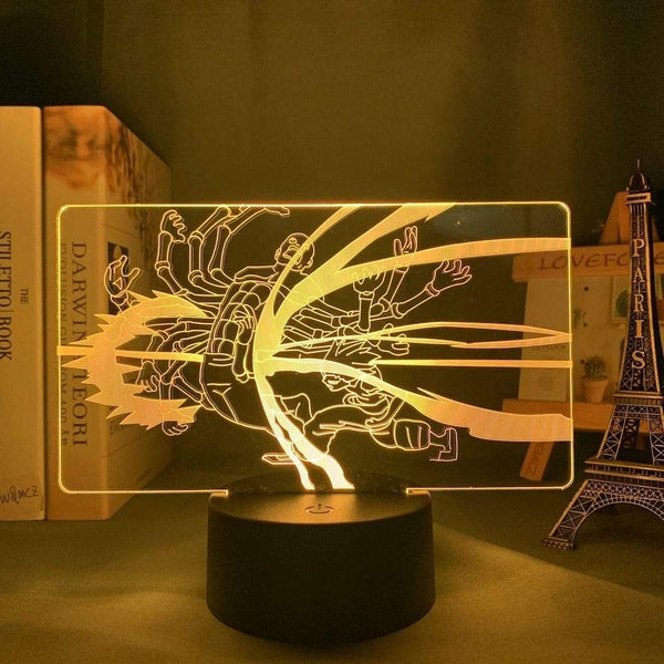 Lampe Hunter X Hunter Gon Lampe led 3D cadeau décor goodies manga