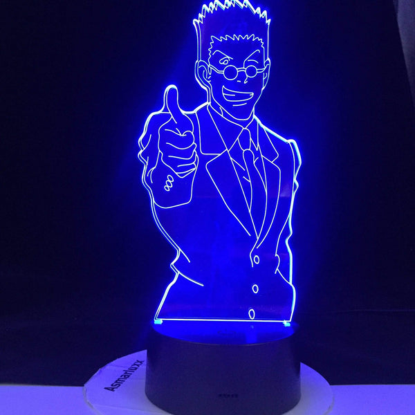 Lampe HUNTER X HUNTER lampe led 3D cadeau décor