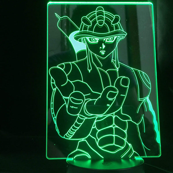 Lampe Hunter X Hunter lampe led 3D cadeau décor goodies manga