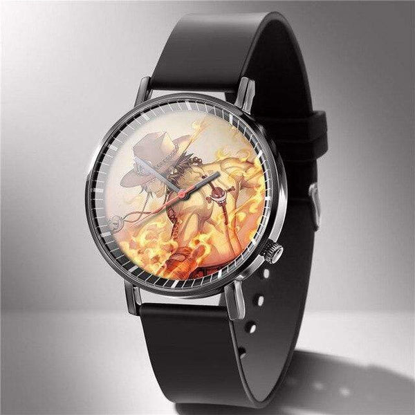 Montre One Piece Luffy Ace Sabot Zoro cadeau goodies one piece