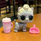 Poupée LOL Surprise PETS Purr PURRR BABY Series 3 Wave 2