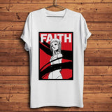 T-shirt Ten Commandments faith Melascula funny anime tshirt The Seven Deadly Sins