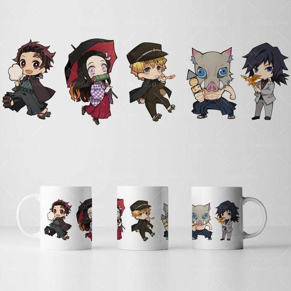 Tasse mug Demon Slayer Kimetsu No Yaiba Kamado Tanjirou demon slayer