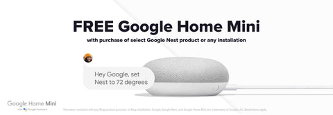 Free Google Home Mini Collection Hero