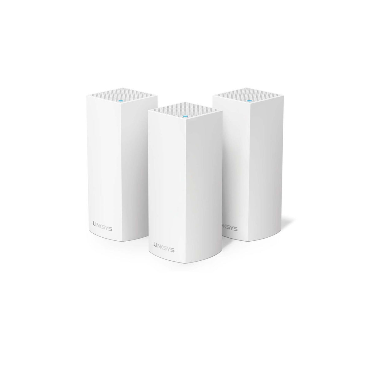 Linksys Velop Intelligent Mesh WiFi System Tri-Band 3-Pack (AC6600)