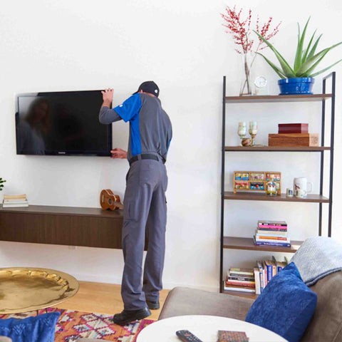 "TV Mounting & Installation 50"" or Smaller"
