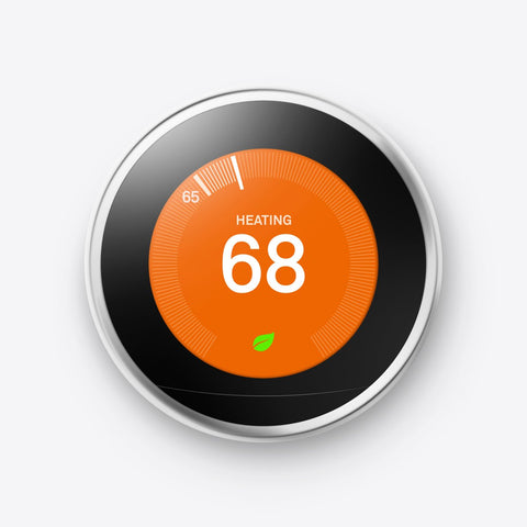 Google Nest Thermostat Installation 1