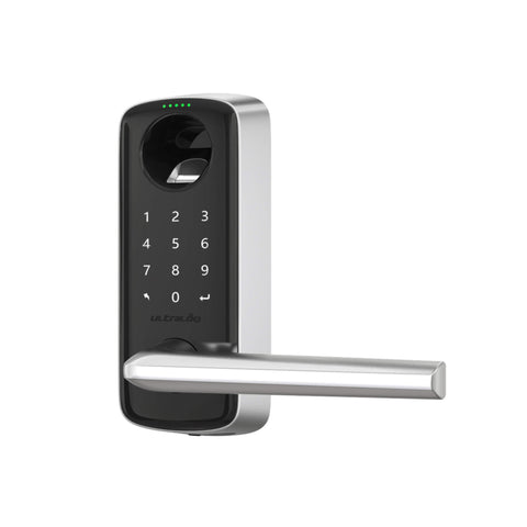 Ultraloq Lever Smart Door Lock Installation