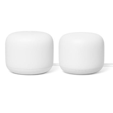 Google Nest WiFi Router & Point- Realtor