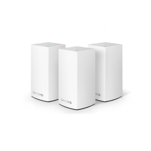 Linksys Velop Intelligent Dual-Band Mesh Wifi System 3-Pack (AC3900)