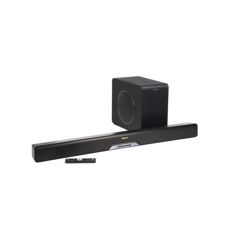 Klipsch RSB-14 Sound Bar & Subwoofer