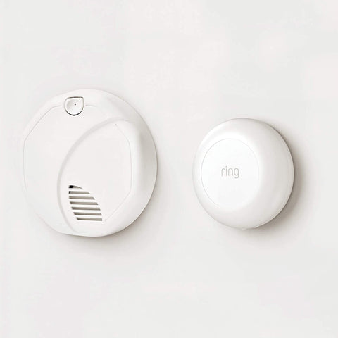 Ring Battery Smoke & CO Alarm Installation- Single
