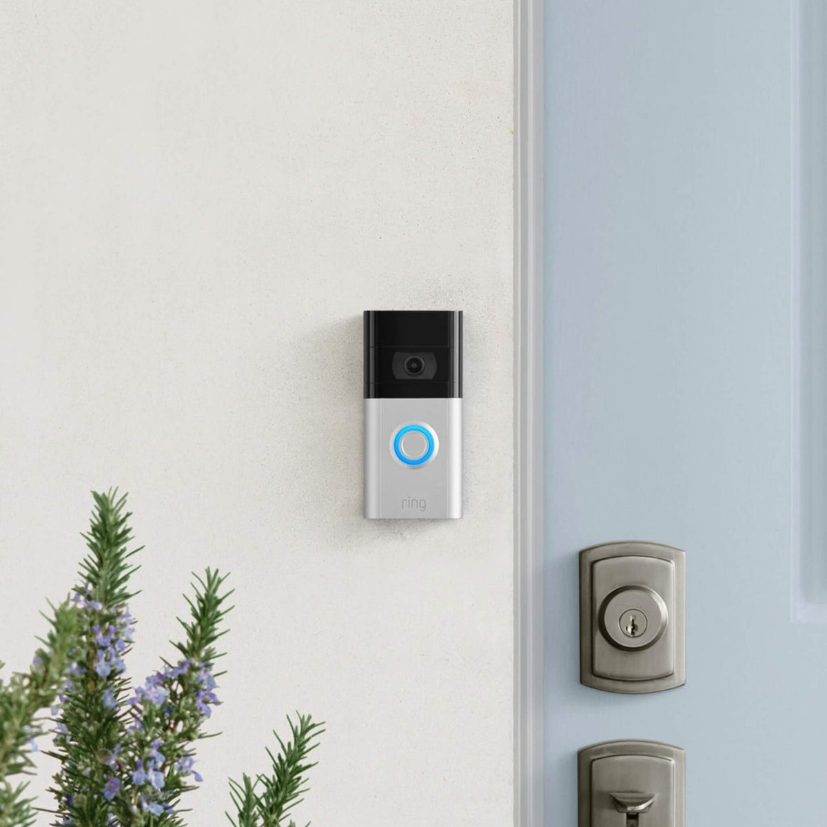 Ring Video Doorbell 3 Installation