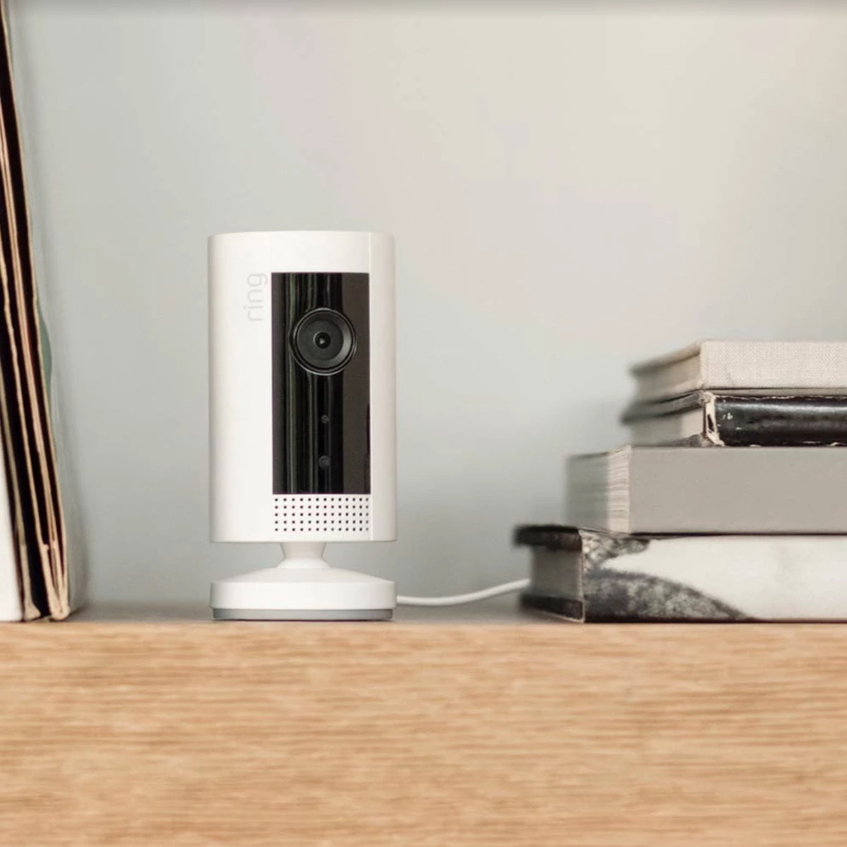 Ring Stick Up Cam Indoor Installation