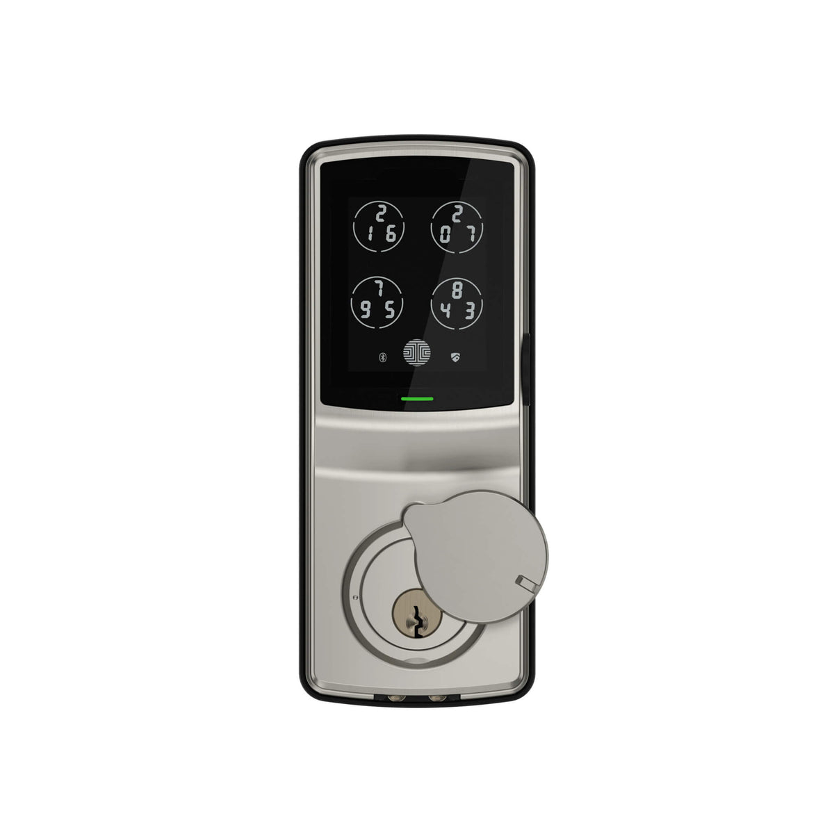 Lockly Secure Plus Smart Door Lock Deadbolt Installation