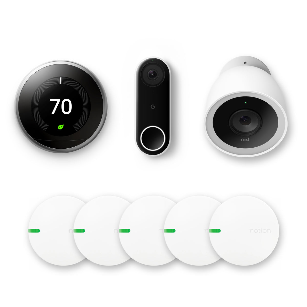 SmartInsure Google Nest Installation Package 1A