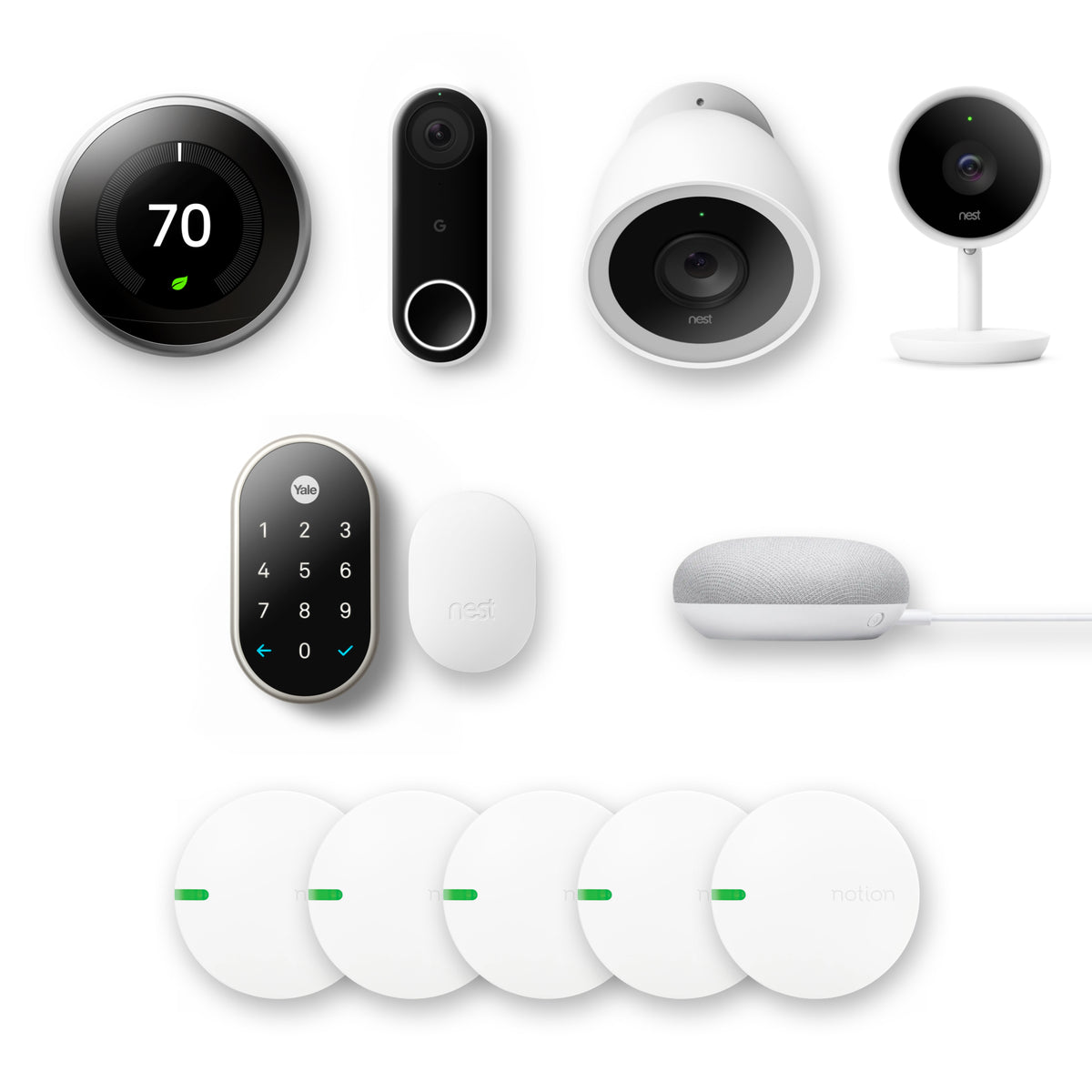 SmartInsure Google Nest Product Package 2A