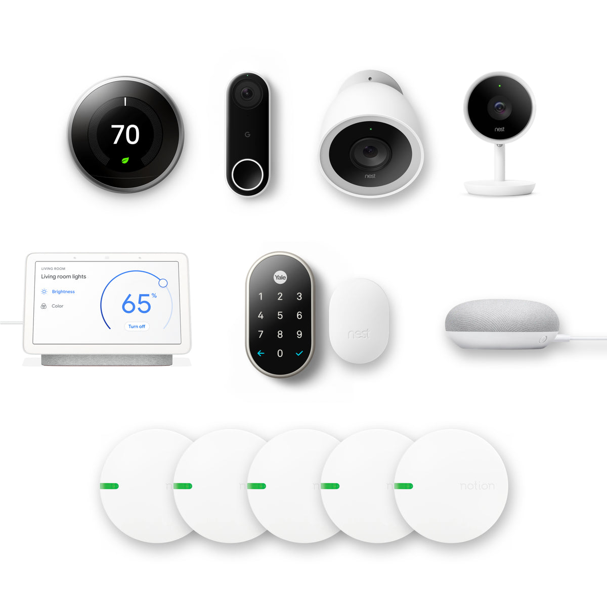 SmartInsure Google Nest Product Package 3A