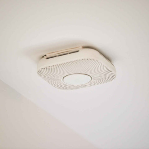 Battery Smoke & CO Alarm Installation - Single