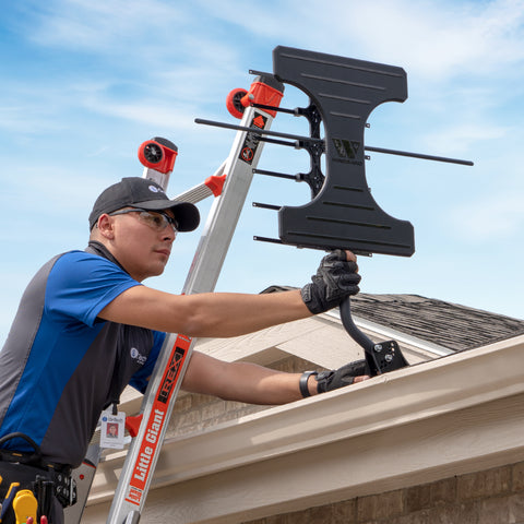 Winegard Outdoor Over the Air Antenna Installation