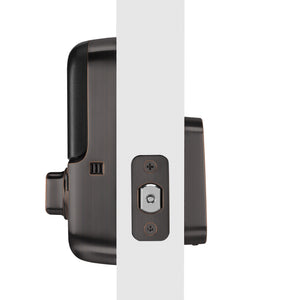 Yale Assure Lock SL Touchscreen Deadbolt & WiFi- Oil Rubbed Bronze