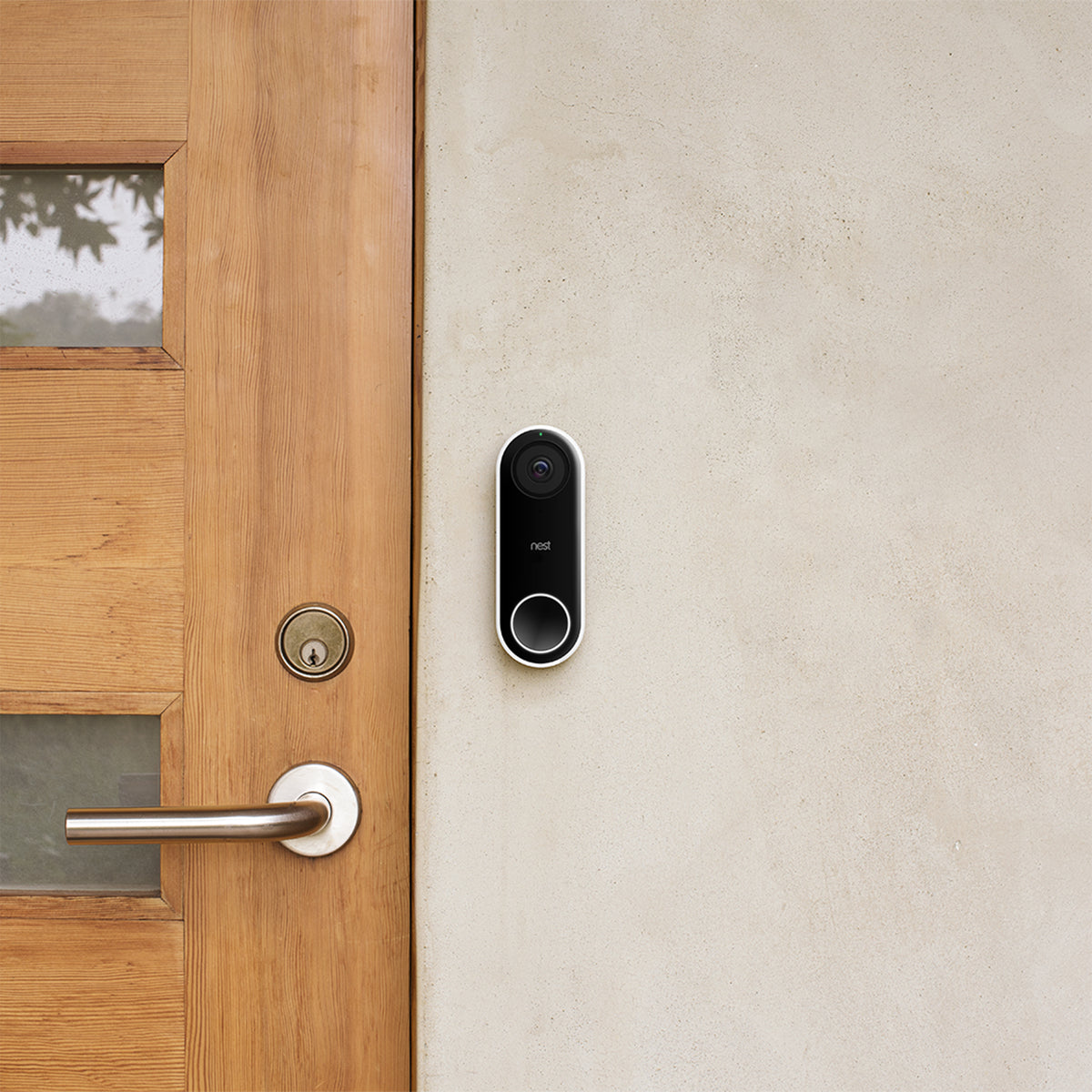Google Nest Hello Doorbell Power Adapter Installation