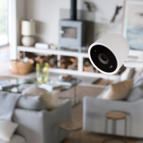 Google Nest Indoor Camera Installation