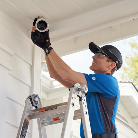 Outdoor Camera Installation