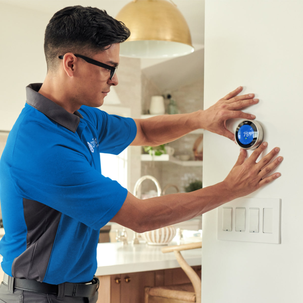 Nest Learning Thermostat & Installation