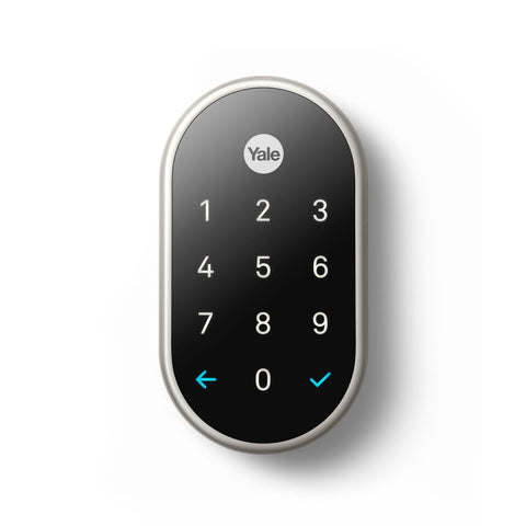 Nest x Yale Smart Lock with Nest Connect- Realtor