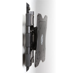 "Full Motion TV Bracket 24""-60"" - closed"