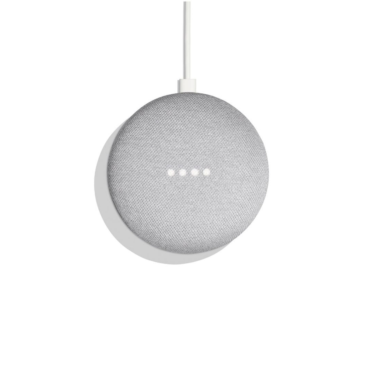 Google Home Mini - top