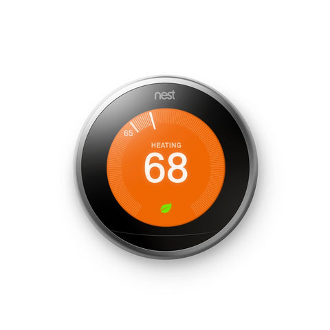 Nest Learning Thermostat Installation- Rocket Mortgage
