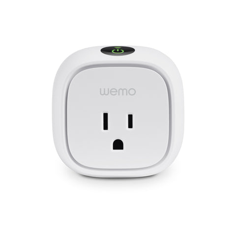Wemo® Insight Smart Plug