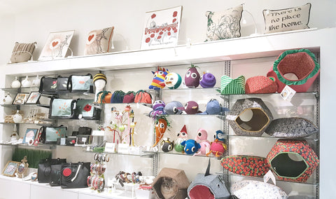 Gifts for Pet Lovers at The Handmade Showroom