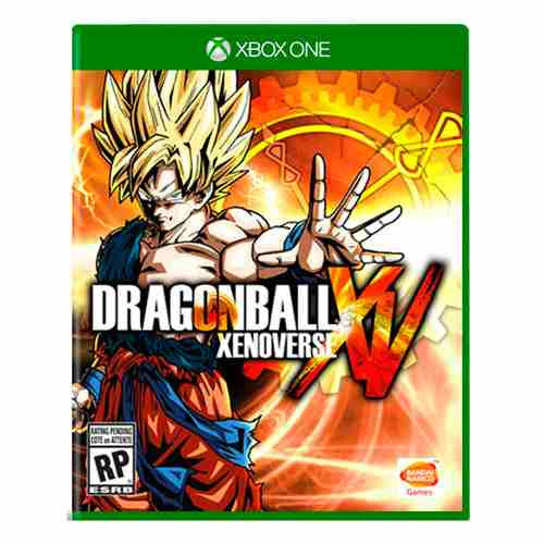 Juego Xbox One Game Dragon Ball Xenoverse Ibushak Gaming