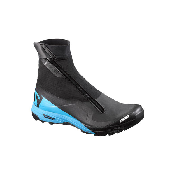 Semi Bota Tenis Salomon Trail Running Azul SLAB XA ALPINE