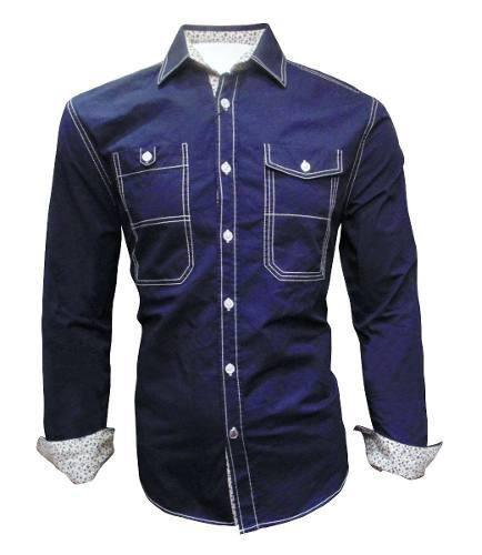 Camisa Casual Para Caballero English Laundry ELSE1404