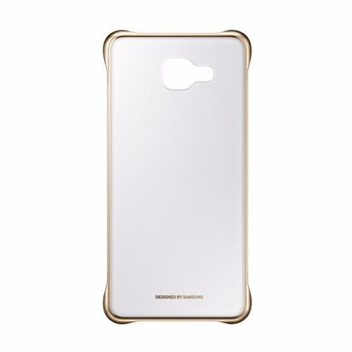 Protector Clear Cover Oro Galaxy A7 Acce Samsung